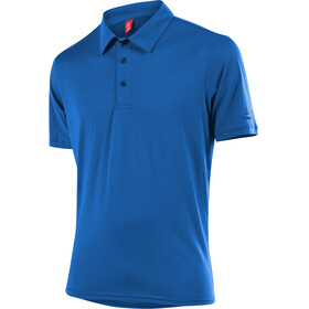 Löffler Transtex Single CF Poloshirt Herren curacao